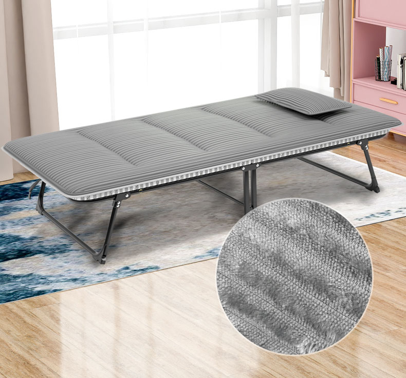 Hard Folding Beds with Cover Sheet